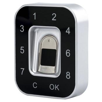 G12 Password Fingerprint Lock Drawer with Capacitor Password Fingerprint Lock Password Smart Lock фото
