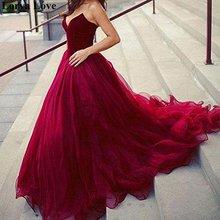 Велюровые бордовые платья для выпускного вечера 2020 женские
