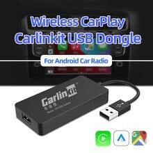 Адаптер carlinkit carplay smart link мини usb подходит для послепродажного