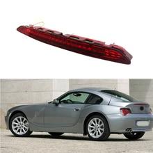 цена на Car High Mount Brake Stop Light LED Car Tail Lamp Red/White Color For BMW Z4 E85 2002-2008