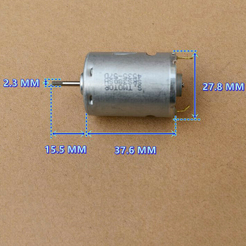 DC 3,6 V 4,2 V 9V 12V 22500RPM High Speed Power Micro 380 Motor Große Drehmoment D welle DIY Elektro-schrauber Drill Werkzeuge Spielzeug Auto