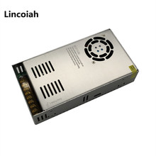 48V Switching Power Supply 10A 480W AC to DC LED Strip Power