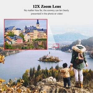 Image 4 - ORDRO TX 13 12X الترا HD أحادي العين المقربة عدسة آلة تكبير تليفوتوغرافي عدسة ل ORDRO HDR AZ50 ، HDR AC3 ، HDV D395 ، HDV Z20 كاميرا الفيديو الرقمية