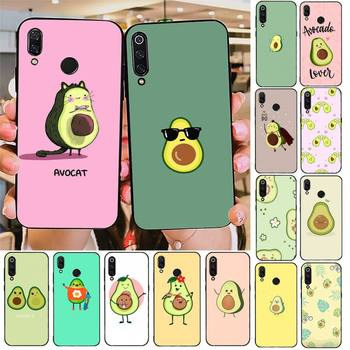 Babette Funny sweet avocado Phone Case For Redmi note 8Pro 8T 6Pro 6A 9 Redmi 8 7 7A note 5 5A note 7 case image