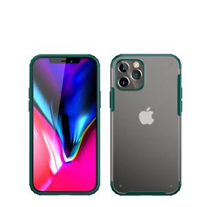 Image 5 - Antiurto Cassa Del Telefono Per il iPhone 12 11 Pro Max Caso Della Copertura Per il iPhone XR XS X 7 8 Più caso Trasparente Fonda Opaca Coque