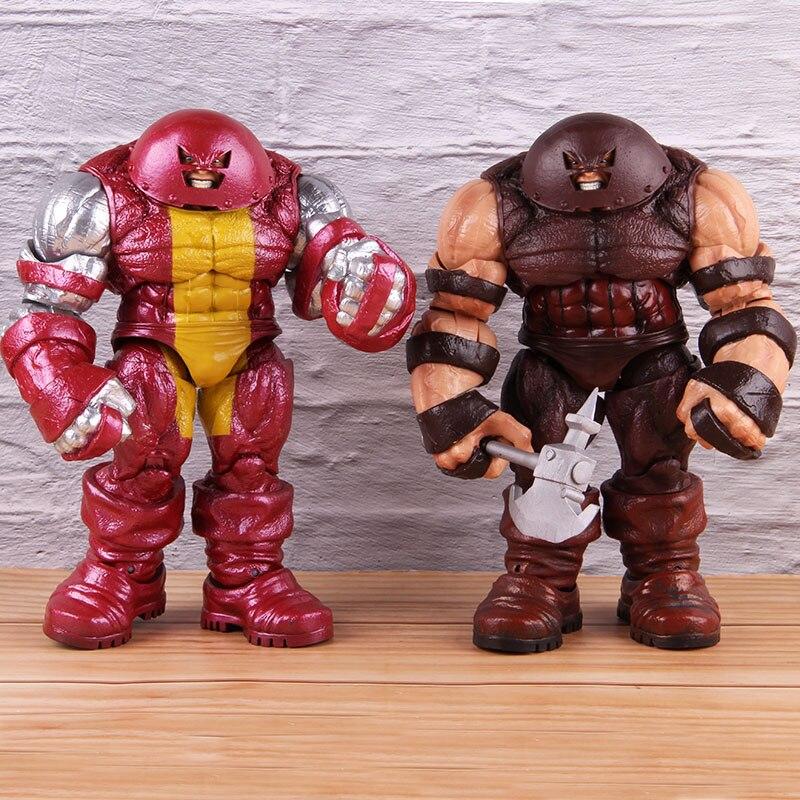 Статуя Марвел Икс мен Каин Марко Джаггернаут ПВХ Фигурки Коллекция Модель игрушки 2 типа подарок для детей