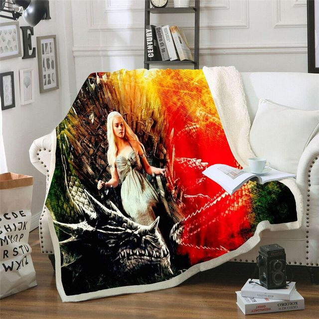 Game of Thrones Blanket  2