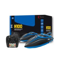 H100 2.4G 4CH 180 Degree Flip High Speed Electric RC Racing Boat