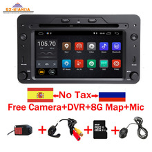 In Stock Android 9.0 Car DVD GPS Navigation For Alfa Romeo Spider 159 Brera Sportwagon radio stereo car mulmedia