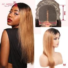Ombre peruca do cabelo humano 1b/27 1b99j peruano em linha reta hd peruca do laço 30 Polegada 180% densidade remy perucas de cabelo humano preplucked encerramento peruca