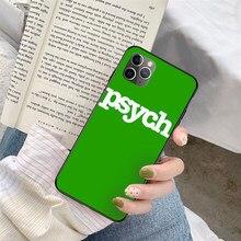 Incrível psych abacaxi design de alta qualidade caixa do telefone para o iphone x 8 7 6s plus x 5 5S xs xr
