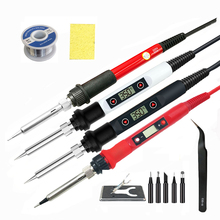 Soldering-Tips-Tools-Accessories Soldering-Iron-Station Temperature Adjustable Electric