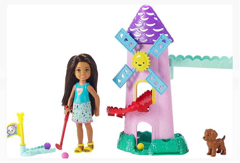 Original Chelsea Club Barbie Dolls 29