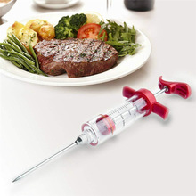 Cooking-Tools Turkey Syringe Flavor-Needle Kitchen-Accessories Seasoning Pork Spice Barbecue-Steak