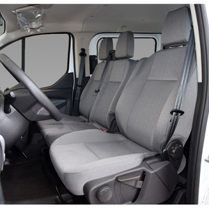 Image 2 - 1+2 Seat Covers Car Seat Cover for Transporter/Van, Universal Fit with Artificial Leather,Truck Interior Accessories