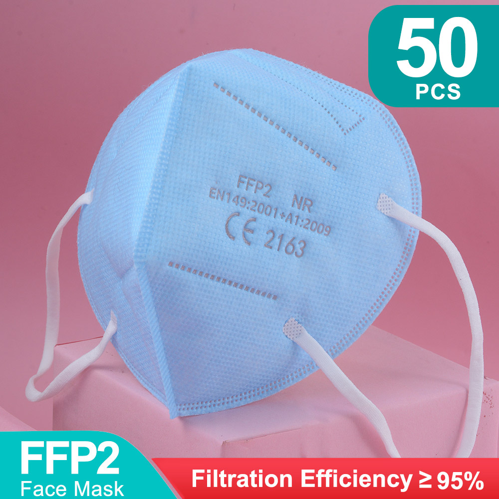 Blue-50pcs
