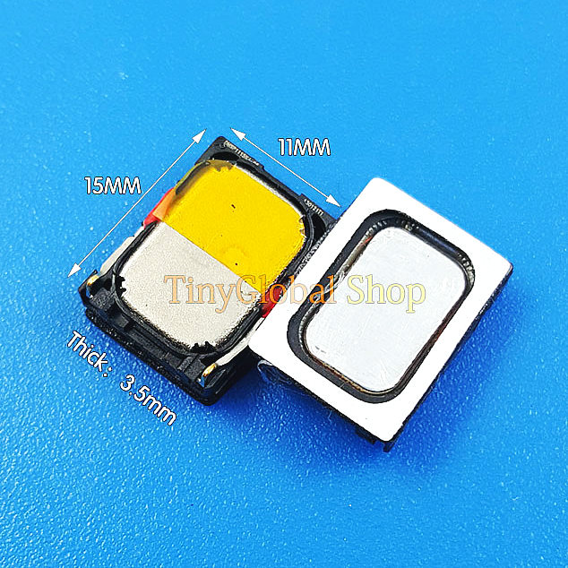 2pcs/lot Coopart New Loud Music Speaker Buzzer Ringer For Motorola Moto G5/G4 PLAY/G4 Plus/G3 G2 XT1063 XT1068 XT1069