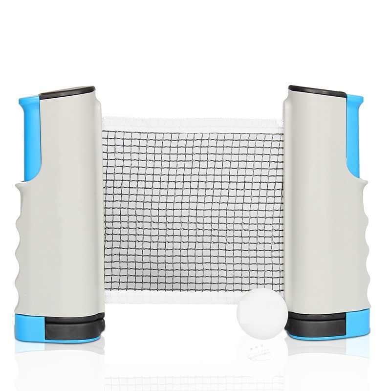 Filet de Ping-pong professionnel Simple Portable Ping-Pong télescopique bon matériel grille Ping-pong rétractable réseau espace treillis