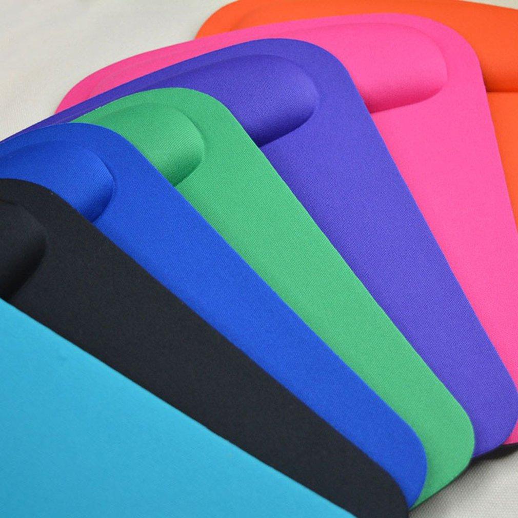 Эргономичный мышь коврик коврик запястье поддержка нескользящий прямоугольник мышь коврик компьютер ПК модный мышь коврик стол ноутбук мышь коврик