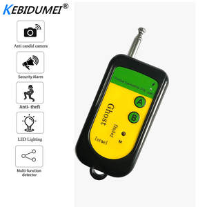 Kebidumei Camera GSM Rf-Detector Signal-Detection-Machine Signal Bug Mobile-Phone Wireless