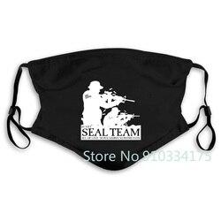 Selos da marinha (VI) - SEAL TEAM BW Das Forças Especiais Do Exército Militar Sobre Estilos de Estilo máscara