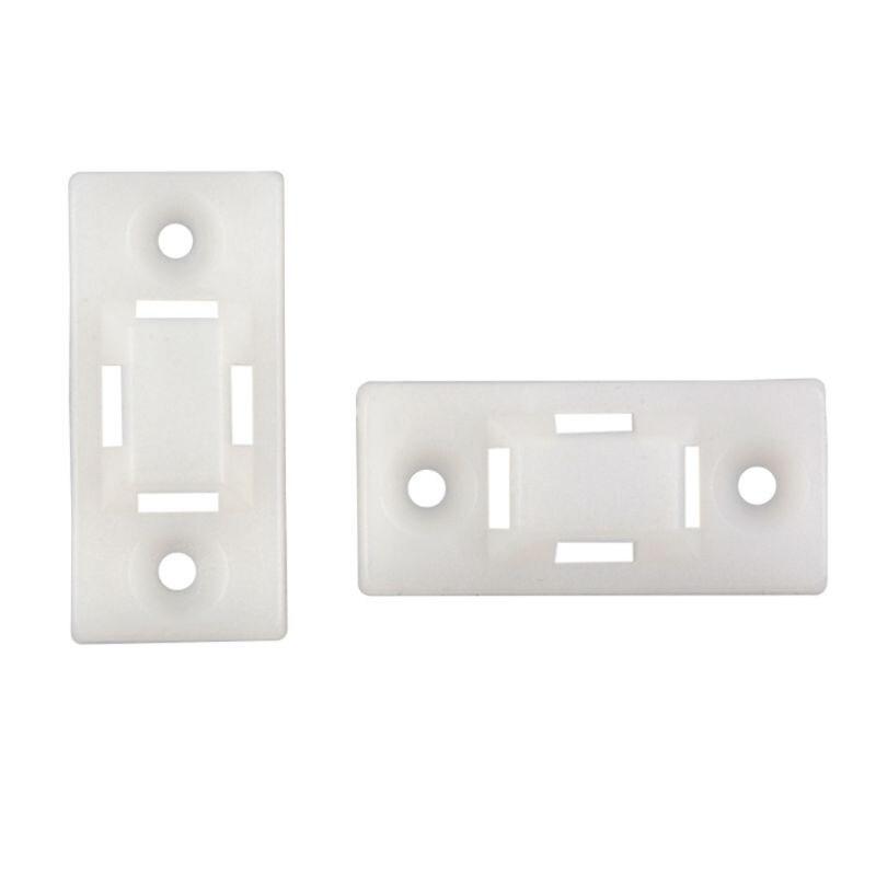 10Pcs Furniture Straps Baby Proofing Adjustable Anti Tip Furniture Anchors Kit 72XC