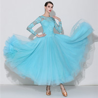 2019 New Ballroom Dance Dress/Internatiomal Standard Ballroom Dance Dress