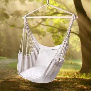 Outdoor Furniture Chair Hammock Seat-Bed Swinging Travel Garden-Hang Camping 150kg