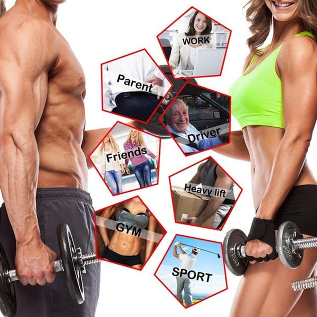Neoprene Sauna Waist Trainer Corset Sweat Belt for Women Weight Loss Compression Trimmer Workout Fitness 5