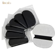 30Pcs Disposable Black Sweat Pads Non-woven Fabrics Invisible Armpit Absorb Sweat Clothing Shield Summer Men Women Deodorants
