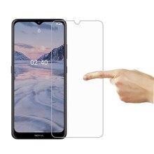2 pçs película de vidro protetora sfor nokia 2.4 2020 protetor de tela 9d resistente a riscos vidro temperado para nokia 2.4 pelicula de vidro