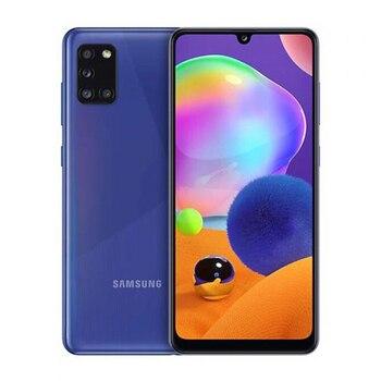Перейти на Алиэкспресс и купить Samsung Galaxy A31 4 ГБ/64 ГБ синий с двумя SIM-картами A315