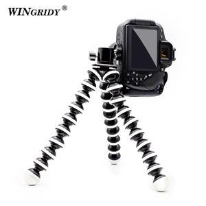 Image 2 - Ahtapot esnek büyük L Tripod standı Gorillapod Telefon için Telefon cep telefonu Smartphone Dslr ve kamera masa masa Mini Tripod