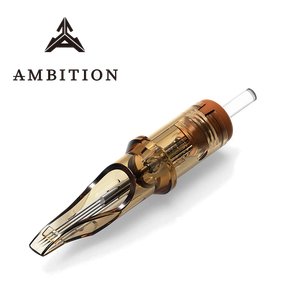 Image 1 - Ambition cartucho de agujas para tatuar, 20 piezas, 0,30mm, curvado, Magnum, redondo, 1005rm, 1007rm, 1009rm, 1011rm, 1013rm, 1015rm, 1017rm