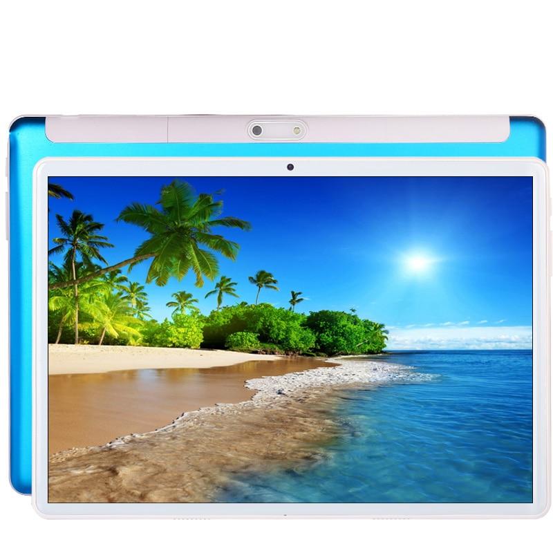 Originala Android 7.0 New 10 Inch Quad Core 1GB+32GB WIFI Tab SIM 3G Phone Call Sim Card 1280*800 2.5D IPS Screen Tablet
