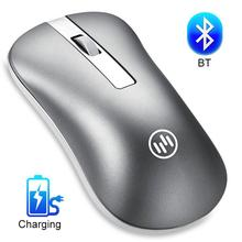 Bluetooth Mouse Wireless Rechargeable Mouse Computer Ergonomic Mice Silent Mini PC Mause 2.4GHz USB Optical Mouse For Laptop