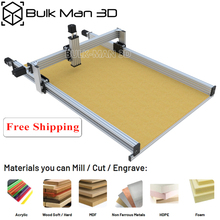 LEAD CNC Mechanical machine, 4 Axis LEAD CNC Router mechanical kit