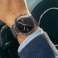 OLEVS Assistir Luminosa Relógio de Quartzo Impermeável Pulseira De Relógio de Aço dos homens Relógio dos homens Relógio de Quartzo|Relógios de quartzo| |  -
