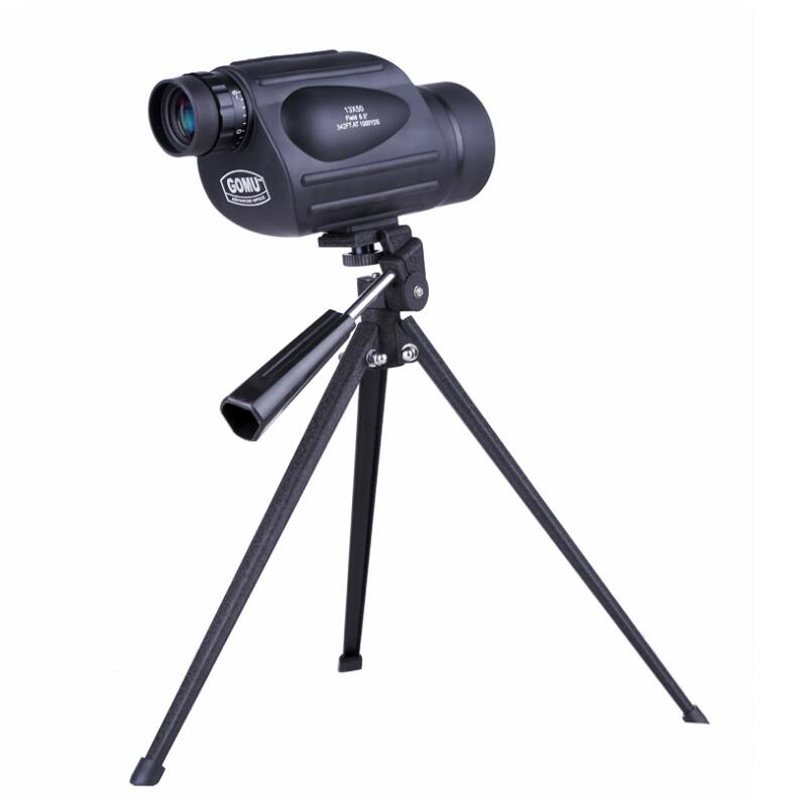 High Power HD Telescope Monocular 10-30X50 Zoom Bird Watching Waterproof Binoculars Lll Night Vision High Quality For Hunting 6