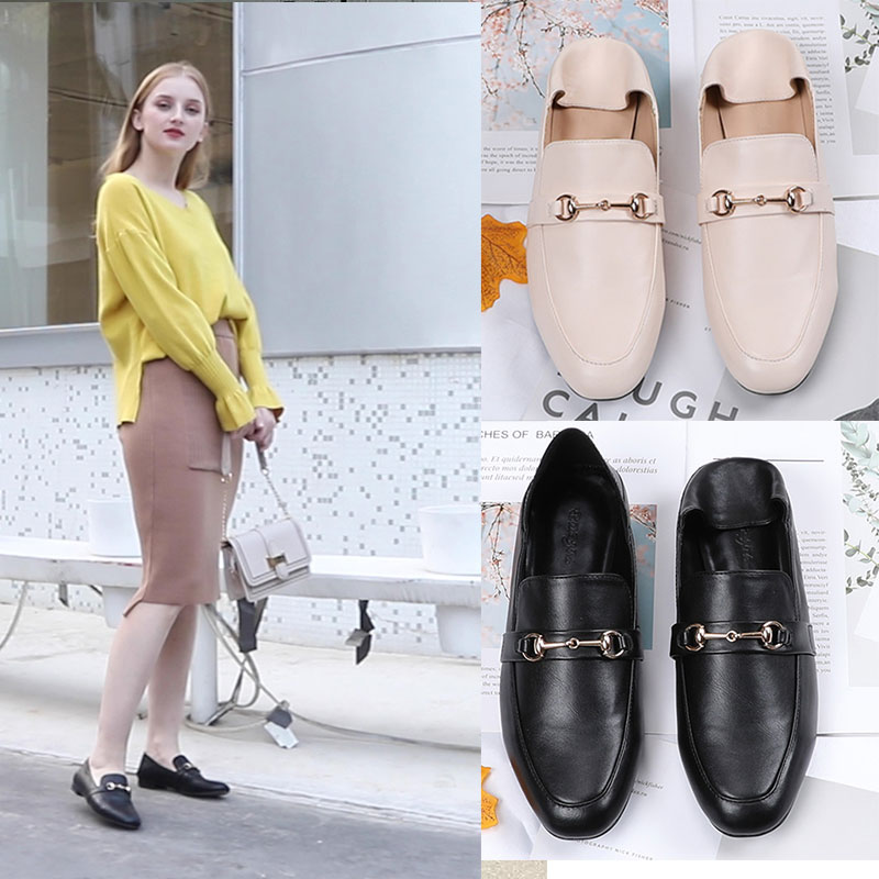 Zapatillas Mujer Zapatillas Mujer Women's Loraine Loafe For Penny Loafers Slip On Flats Comfort Driving Office Loafer Shoes