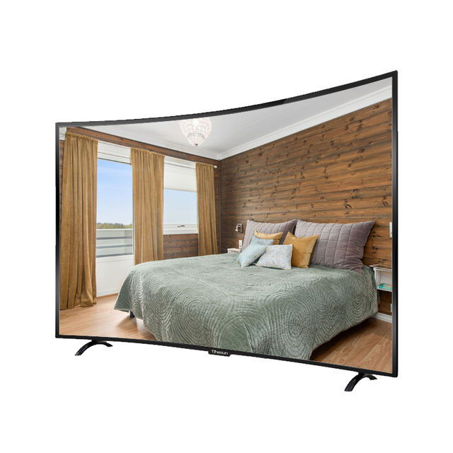 TV 55 inch UA550SF 4K Smart TV Android 6.0 curved LED TV 55 Television цифрови TV 4K HDR screen