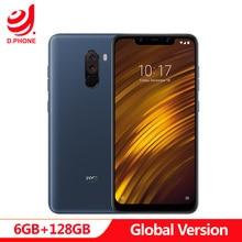 "Global Versie Xiaomi POCOPHONE F1 POCO F1 6GB Ram 128GB Rom Snapdragon 845 6.18 ""Full Screen AI dual Camera LiquidCool 4000mAh"