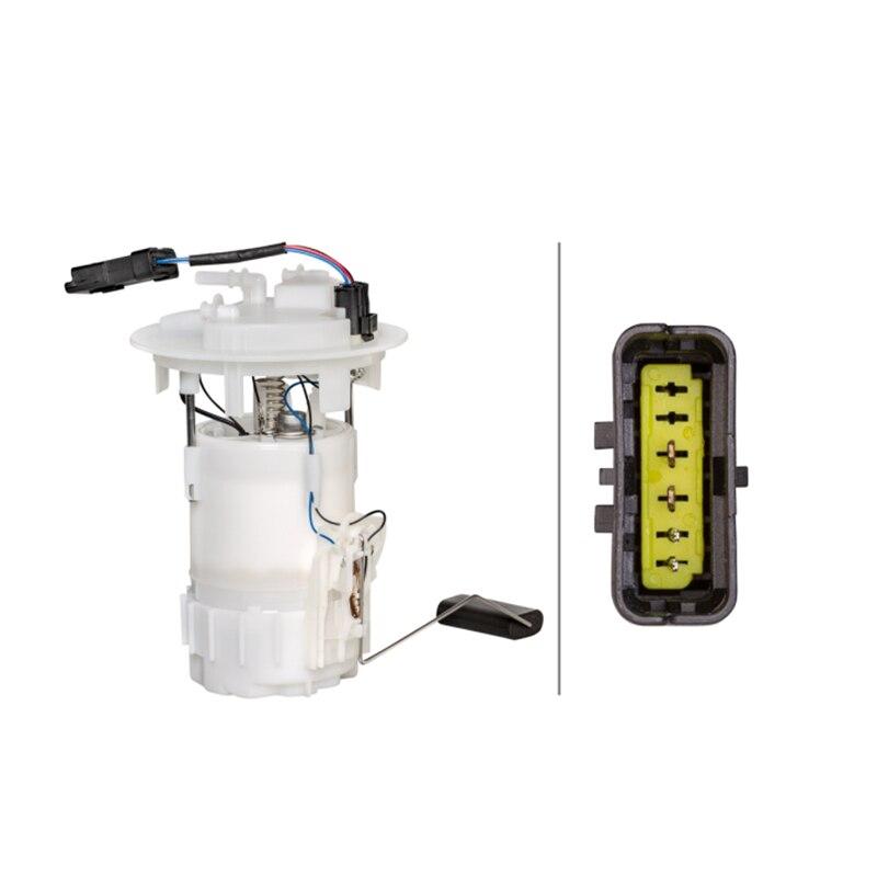 HELLA 8TF 358 106-021 For Gasoline Pump CITROEN, PEUGEOT (Fuel Pump-Pump fuel assembly) 63277 цена 2017