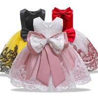 Vestido de natal para meninas traje de inverno crianças vestidos para meninas manga longa vestido de princesa crianças vestido de festa infantil