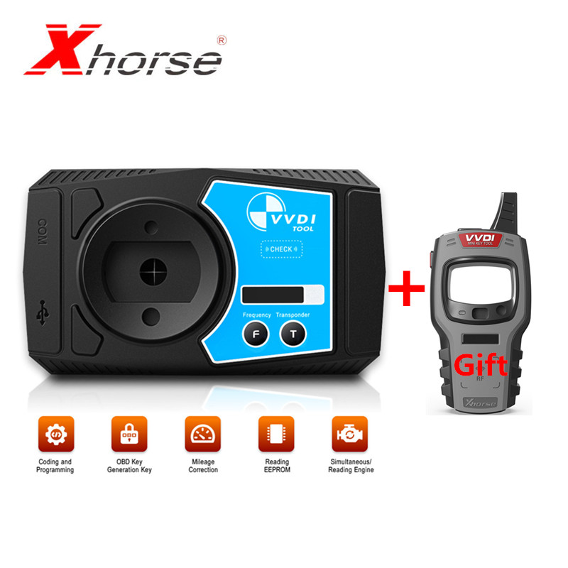 Xhorse VVDI For BMW V1.5.0 Diagnostic Coding And Programming Tool Buy VVDI For BMW Can Get A Free VVDI MINI Key Tool