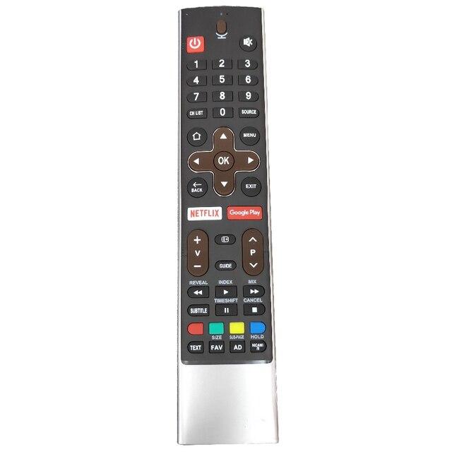 NEW Original HS 7701J For Skyworth TV Remote Control Voice Netflix Google Play Fernbedienung