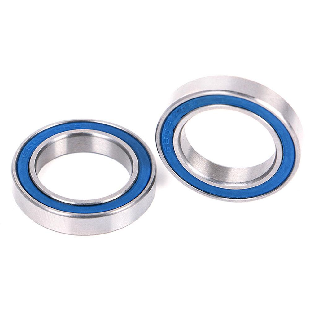 17 X 26 X 5mm Ceramic Ball Bearing Lightweight Stainless Steel 6803 61803 Ball Bearing Bike Bicycle Accessory