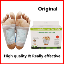 Foot-Patches Detox Argyi-Pads Weight-Loss Toxins-Feet Herbal Artemisia Health Slimming-Cleansing