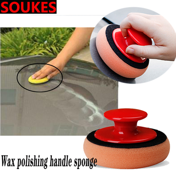 Car Buffing Wax Polishing Pad Kit Repair For Bmw E46 E90 E60 E39 E36 F30 Lada Granta Chevrolet Cruze Lacetti Lexus image