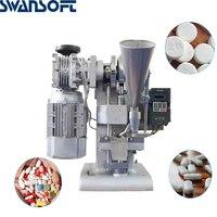 Swansoft TDP-2 turbocompressor variável frequência única perfuração tablet imprensa